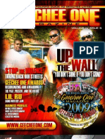 Geechee One Magazine Issue One for 2010 - Web Edition