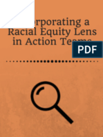 Activity for Incorporating a Racial Equity Lens in Action Teams