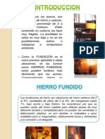 HIERRO FUNDIDO