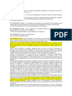 Versión taquigráfica, el voto del PJ sobre las PASO
