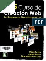 Curso Creación Web Indice 1