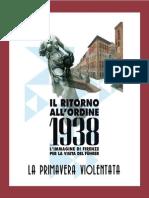 1938 La primavera violentata