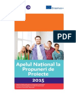 Apel National 2015 ErasmusPlus Final