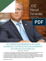 Entrevista José Manuel Fernandes