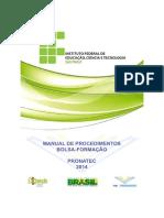 Manual Bolsa Formao Rev 120514