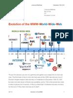jonas and matt evolution of the www 2