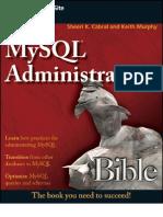 Wiley.mysqL.administrators.bible.may.2009