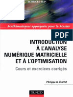 Ciarlet - Introduction à l'analyse numérique matricielle et à l'optimisation.pdf