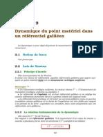 Dynamique du point matériel dans un référentiel galiléen.pdf