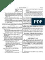 Publicación Diario Oficial - Pase Escolar