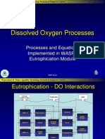 Dissolved Oxygen Processes