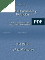 Brousseau_Actividad Matemática y Evaluación
