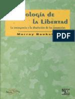 Bookchin Ecología de La Libertad
