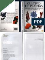 Cultivo de Plantas Aromáticas - Medicinales y Condimenticias
