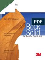 Document_3M Commercial Graphics Warranty Brochure