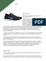 Nike Free Run 3 Vert