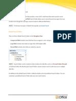 Create a Search Folder