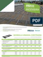 Ficha Tecnica Geomalla Uniaxial MSR - Septiembre 2012.pdf