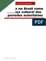 [hbdm] Coimbra, Cecília - Tortura no Brasil como Herança Cultural dos Regimes Autoritários.pdf