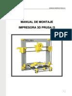 Manual de Montaje i3 v4