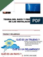 Teoria Del Rayo y Proteccion de Las Instalaciones