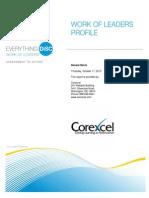 Disc Leaders Profile