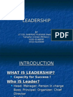 Leadership - Some guidelines from the Qur'an