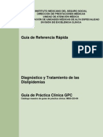 guia de referencia dislipidemias