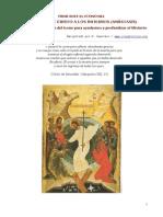 Icono Descenso a Los Infiernos Explicacion