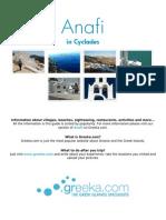 Anafi travel guide