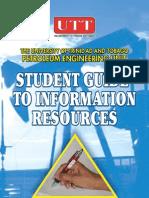 Student Petroleum Handbook