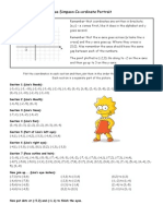 Simpsons Plotting Coordinates (1)