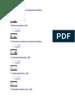 Breve Historia de La Geometría Analític1