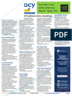 Pharmacy Daily for Wed 07 Jan 2015 - RACGP