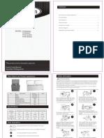 Service Manual PFR90WC
