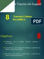 Primeros Auxilios - Trauma Craneoencefalico