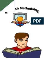 Resaerch Methodology