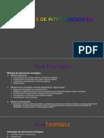 Estrategias de Intervención en Lenguaje