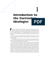 Introduction to the Curriculum Ideologies Schiro