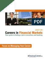 Career in IB