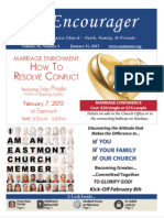 Encourager for January 11, 2015