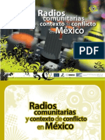 MED Reflexiones 11 radios Conflicto Mexico