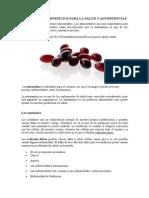 Astaxantina Beneficios Para La Salud