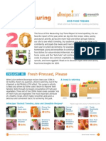 Allrecipes Measuring Cup - 2015 Food Trends