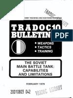 SOVIET MEDIUM TANK T-62