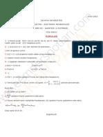 İşaret Ve Sistemler - Sakarya Üniversitesi - Vizeler