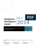 coc part 1 - hr practices and workplace decorum v 6 0