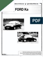 Ford Ka Manual de Taller