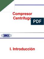 Compresor Centrífugo