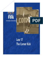 Law 17 the Corner Kick en 47358